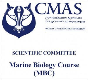 CMAS Marine Biology Course